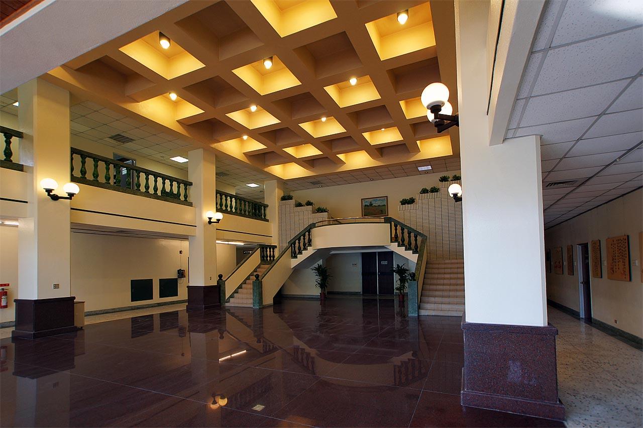 檔案館大廳